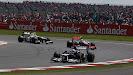 Pastor Maldonado, Williams F1 FW34