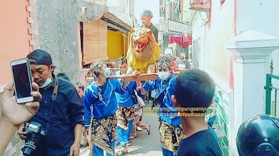 Jasa Sewa Sisingaan Subang Murah Jakarta Dok Khitanan Kel. Bapak Haris, Manggarai, Jakarta