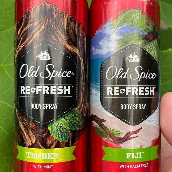 Old Spice Body Spray review