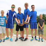 Regionalturnfest Stein (AG) - Vereinswettkampf Jugend - 13.06.2015