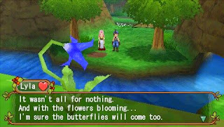 Event di dalam Harvest Moon Hero of Leaf Valley The Tale of Blue Mist and Azure Swallowtail [ HM HoLV ]