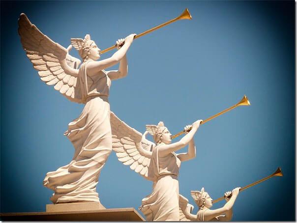 angels fade