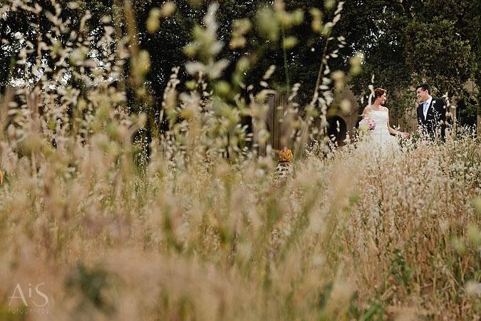 Reportaje de boda civil en Aldea Santillana