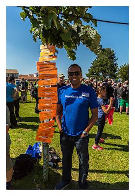 GeoXantike 2015 - Ein Lackey mit dem Baum der Wünsche