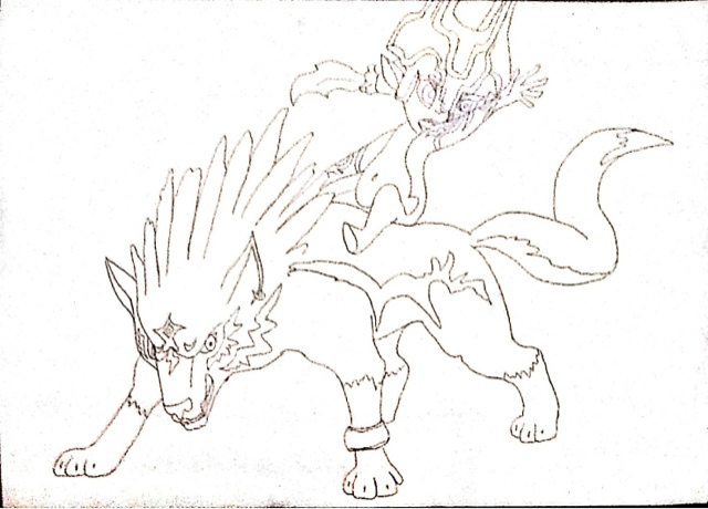 zelda twighlight princess coloring pages  fantasy