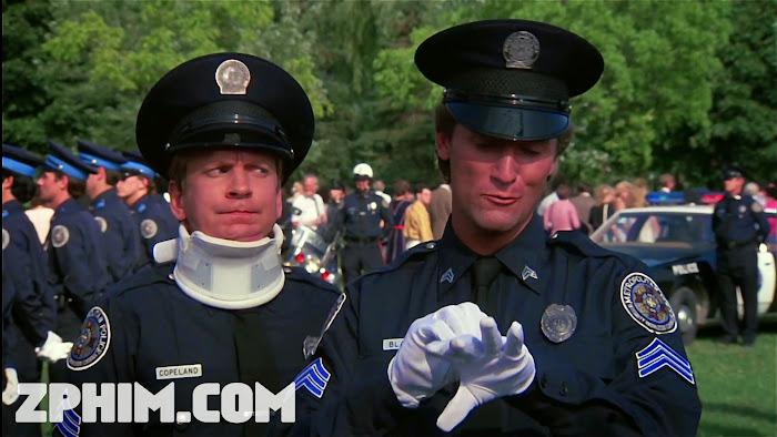 Ảnh trong phim Học Viện Cảnh Sát 3 - Police Academy 3: Back in Training 1