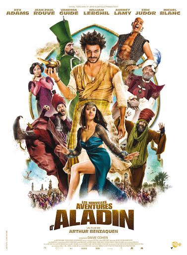 Αλαντίν: Οι Νέες Περιπέτειες (Les nouvelles aventures d'Aladin) Poster