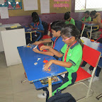 Rakhi Making Competition (Primary R.C. Vyas) 02.08.2017