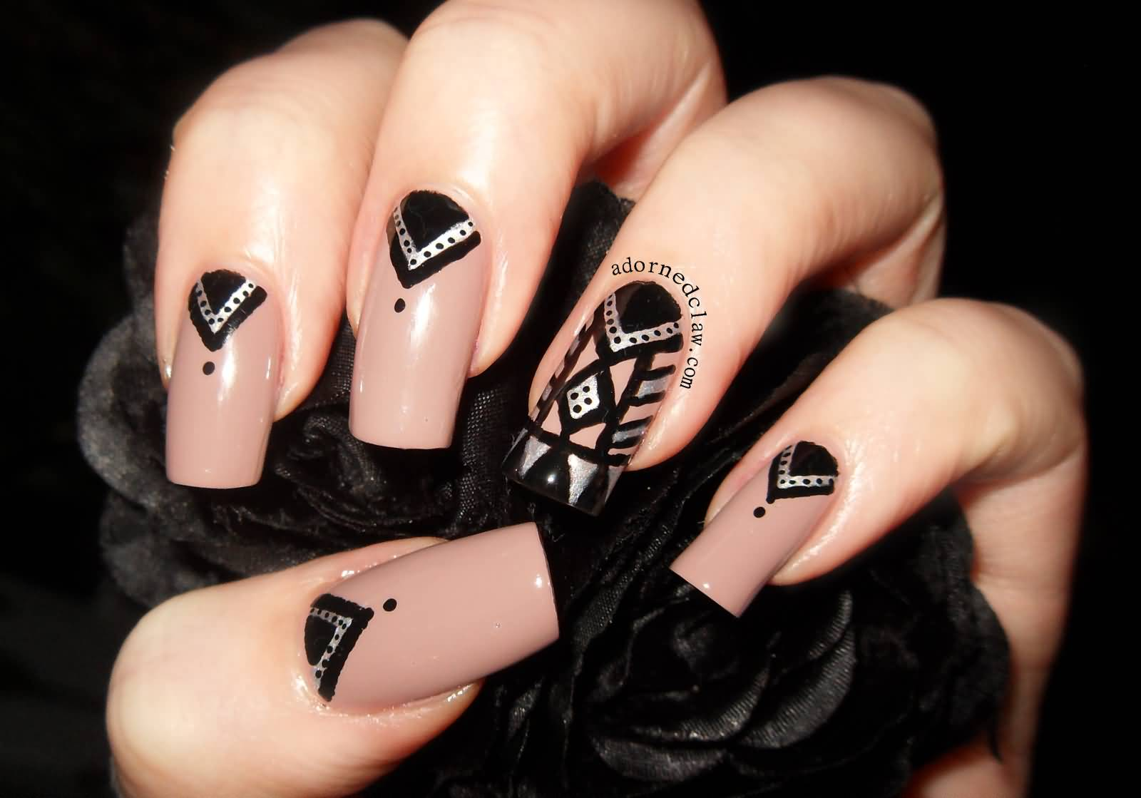 Tribal nail art ideas and designs for beginners fashion qe tribal nail art ideas and designs for beginners prinsesfo Choice Image