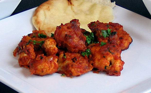 Spicy Cauliflower (Gobi Manchurian) – Robin Robertson