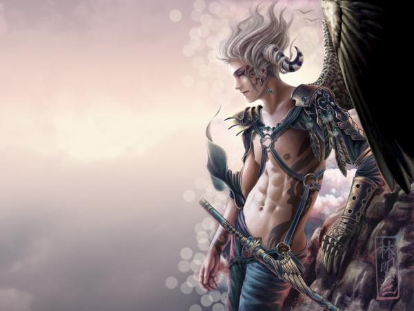 Beautiful Creature Of Dispair, Dark Goddess