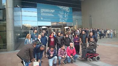 Photo: Comisión plataforma  por