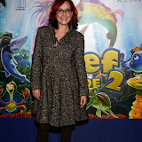 WWW.ENTSIMAGES.COM -  Carrie Grant  arriving at       The Reef 2: High Tide - VIP film screening at The Soho Hotel, 4 Richmond Mews, London October 20th 2013                                                 Photo Mobis Photos/OIC 0203 174 1069