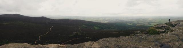 At the Mither Top - Bennachie, Aberdeenshire