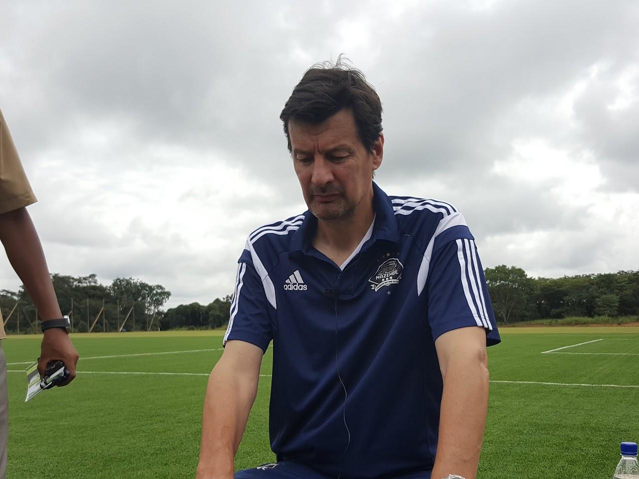 Le TP Mazembe limoge son entraîneur