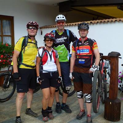 Enduro Tour Tarscher Alm 25.08.14