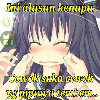 komik yang dibikin menjadi sebuah pic atau biasa disebut meme komik - komik lucu hasil karya anak indonesia
