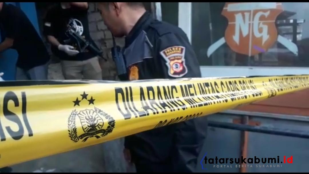 Diduga Dibunuh, Mayat Pria Berdarah-darah di Cibadak Sukabumi