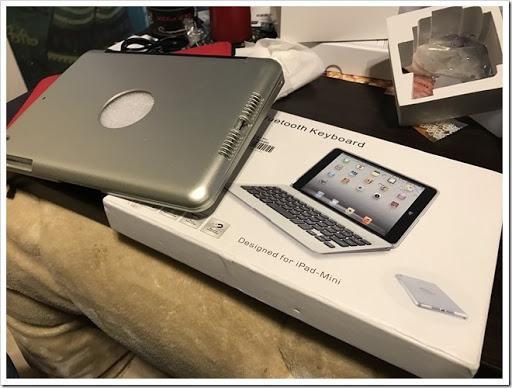 IMG 2365 thumb - 【ENTERが小さい!】iPadMini専用キーボードをWindowsユーザーが使うとこうなる!殆ど一緒なんだけど、殆ど一緒なんだけどさ…!【@が明後日の方向に】