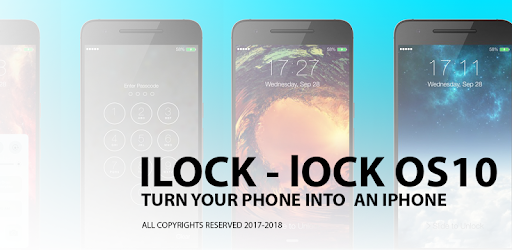ilock for iphone 7- lock os10 for PC