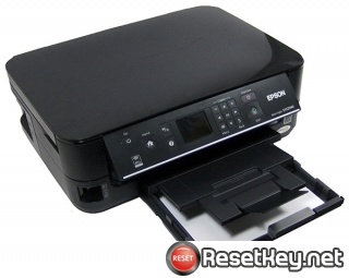 Resetting Epson SX525WD printer Waste Ink Pads Counter