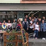 2018-10-09 Els alumnes de 2n de finances visiten la Cooperativa Espai Orgànic de Gavà