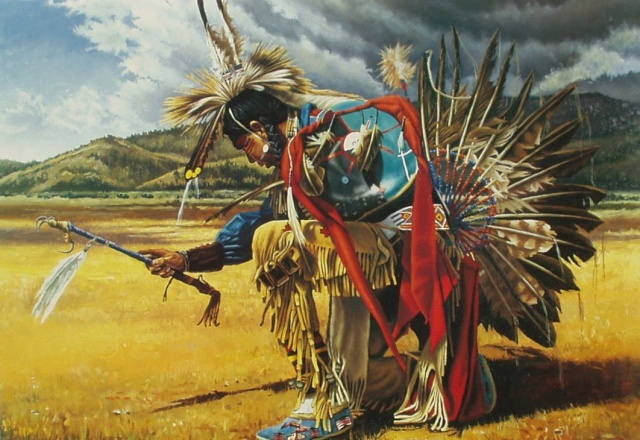 North American Indian Gods, Gods And Goddesses 1