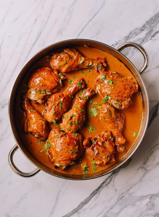 Healthy Recipe of the Day: Chicken Adobo