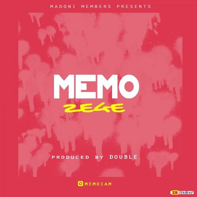 AUDIO | MEMO – ZEGE | Download New song