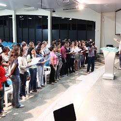 Ensaio Coral Cantata 2010