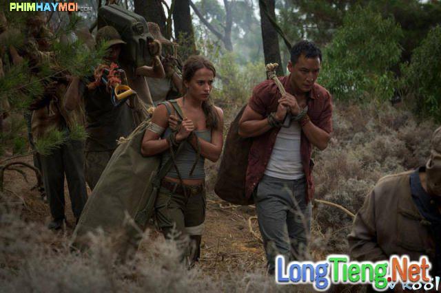 Xem Phim Bí Mật Ngôi Mộ Cổ 3: Huyền Thoại Bắt Đầu - Tomb Raider - phimtm.com - Ảnh 1