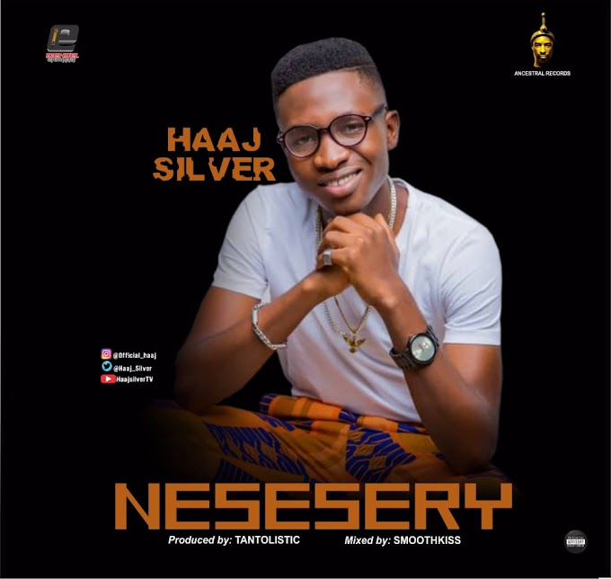 [Music]  Haaj Silver - Nesessary (Prod. by Smoothkiss)