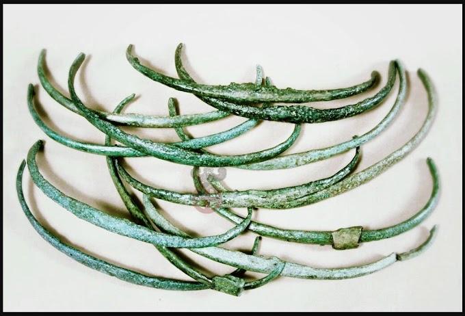 Μελέτη : Τυποποιημένα χάλκινα αντικείμενα πιθανά «χρήματα» από την Πρώιμη Εποχή του Χαλκού