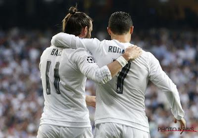 "Gareth Bale évoque sa relation avec Cristiano Ronaldo: ""On s'est toujours bien entendu"""