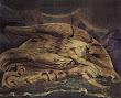 And Elohim Created Adam 1795 By William Blake