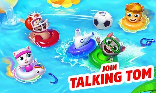 Talking Tom Pool – Puzzle Game 1