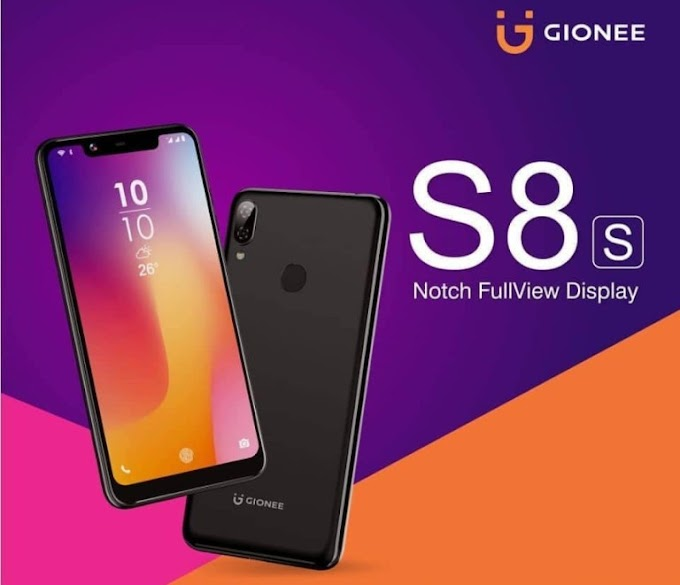 Gionee S8s – Full Specifications And Cheapest Price In Nigeria And Kenya