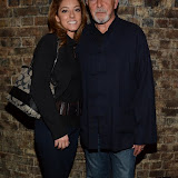 WWW.ENTSIMAGES.COM -   Isabella Batters  and  David Essex  at    Traveller - UK film premiere / Q&A at Genesis Cinema, 93-95 Mile End Road, London September 8th 2013                                           Photo Mobis Photos/OIC 0203 174 1069