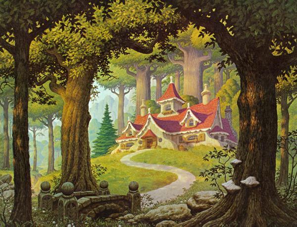 Hildebrandt19, Fantasy Scenes 3