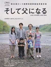 Like Father Like Son – Soshite Chichi Ni Naru (2013)