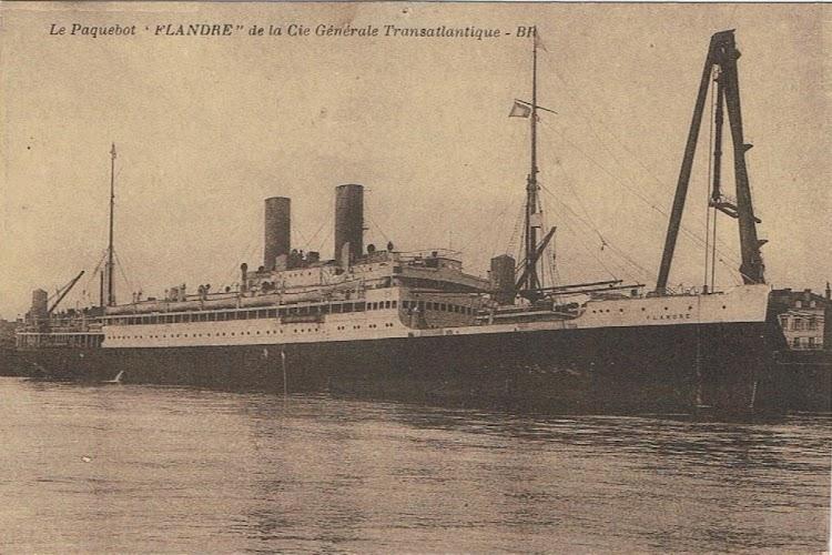 9- El paquebot FLANDRE. Colección Arturo Paniagua.jpg
