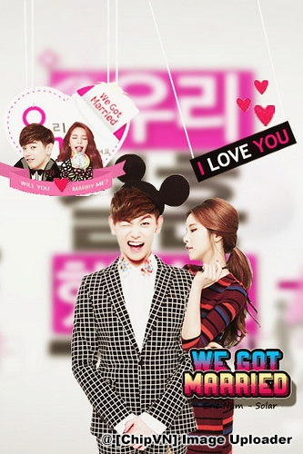 Eric Nam và Solar Couple – TV Show We Got Married Full HD (2016)