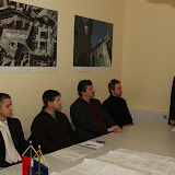 2011.02.09 Tűztorony, Várfalsétány munkaterület átadás