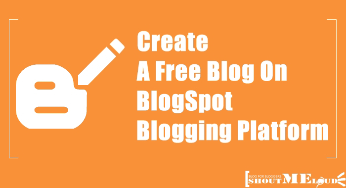 How to open a blogger blog in 5 minutes