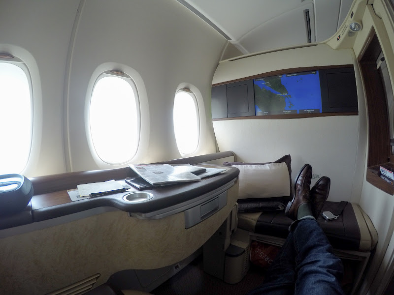 SIN%252520PVG 42 - REVIEW - Singapore Airlines : Suites - Singapore to Shanghai (A380)