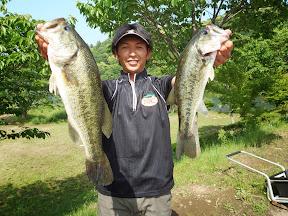 4位 岡本紘明選手