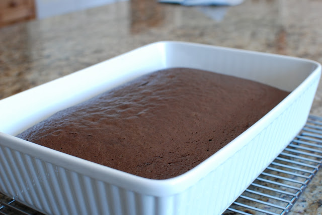 6 - Devils Food Cake