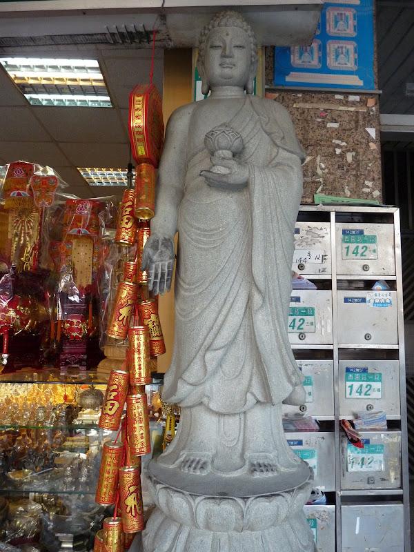 TAIWAN Taipei autour de Longshan Temple - P1120550.JPG