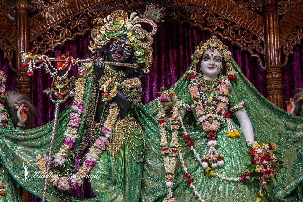 ISKCON Mayapur Deity Darshan 08 April 2016 (7)
