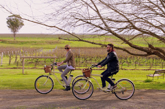Photo: Sutton Estate Electric Bike hire #huntervalley #bikes #fun #visitnsw Around Hermitage #Mistyglen